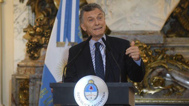 Macri arranca la campaña por su reelección
