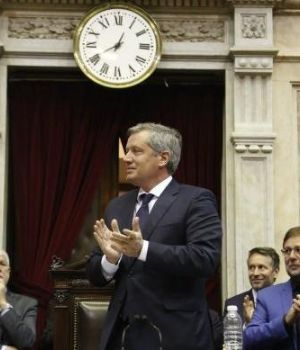 Monzó fue reelegido al frente de Diputados