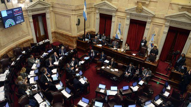 Tras Diputados, el Senado debate en extraordinarias
