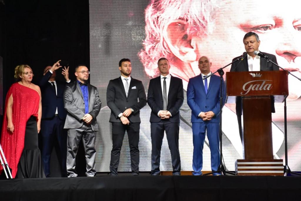 Domingo Peppo destacó el trabajo de Lotería Chaqueña en un contexto de crisis