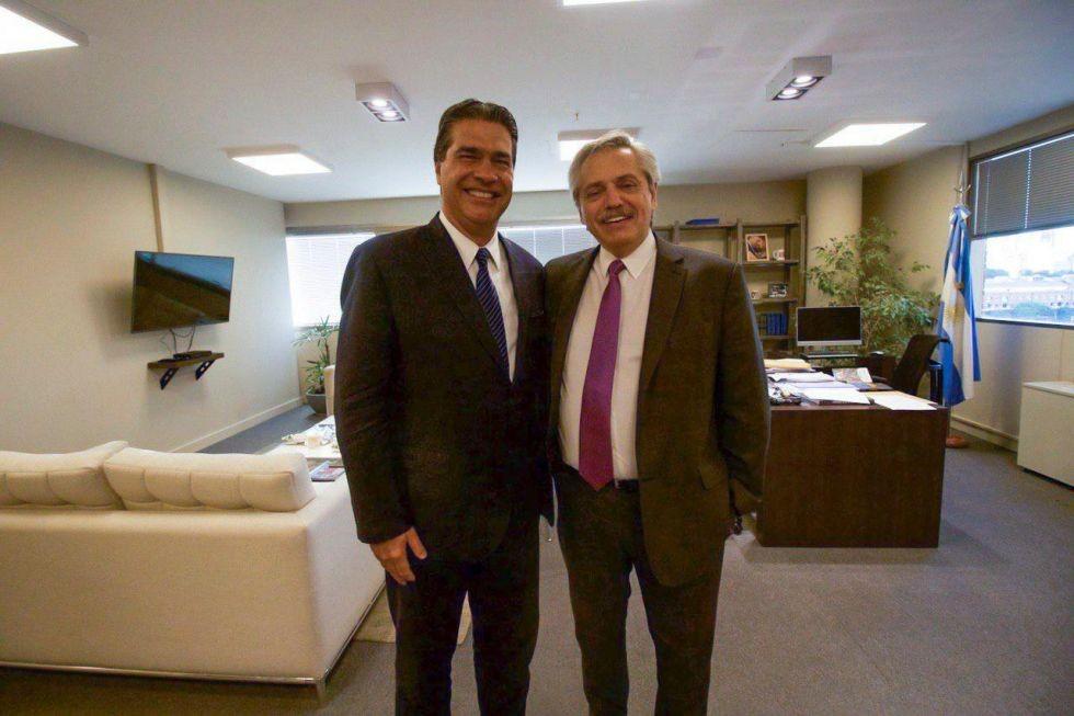 Capitanich adelantará su asunción para estar presente en la proclamación de Alberto Fernández