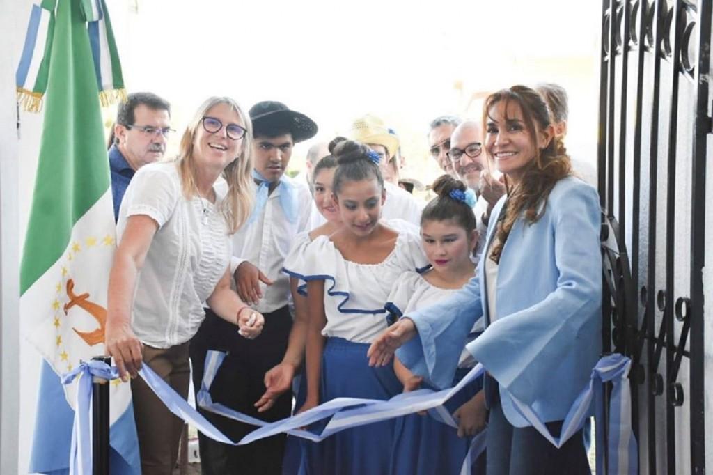 El IPRODICH inauguró ayer una nueva sede en Charata