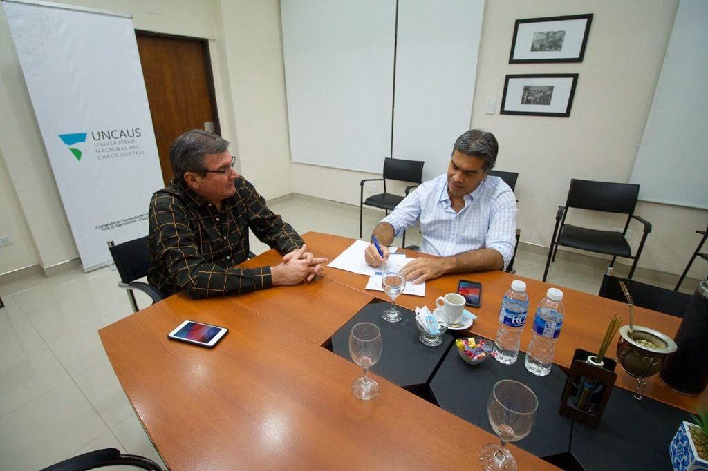 Capitanich se reunió con intendentes electos de diferentes fuerzas políticas