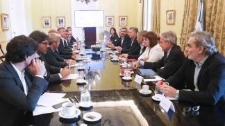 Macri terminó su última reunión de gabinete