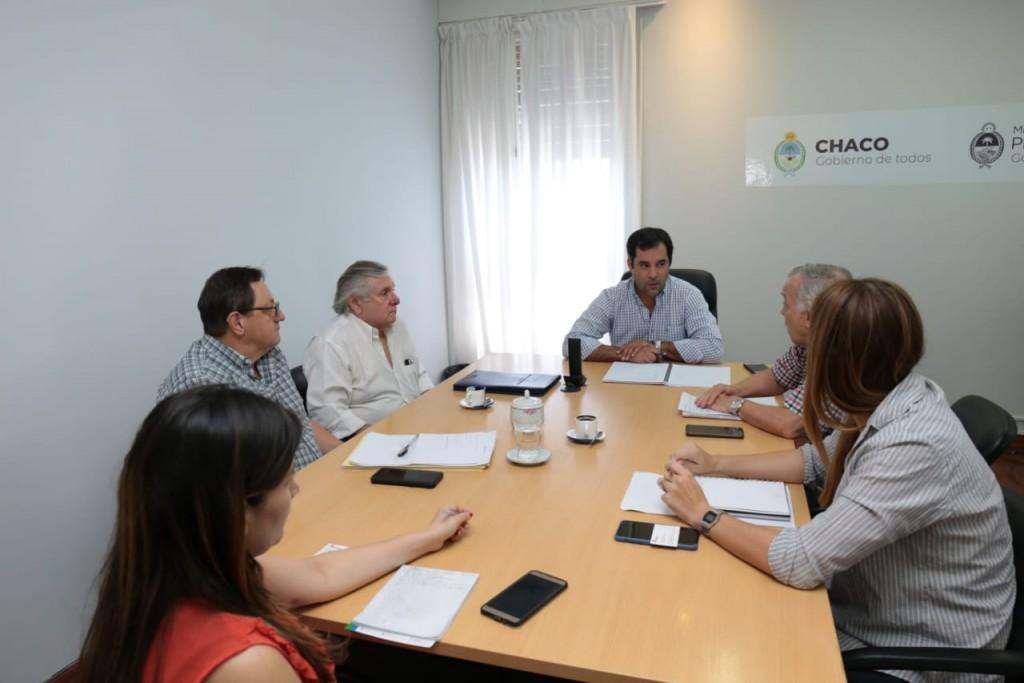 Promoción Industrial: El Gobierno y UNITAN ultiman detalles para instalar la Planta de Biomasa