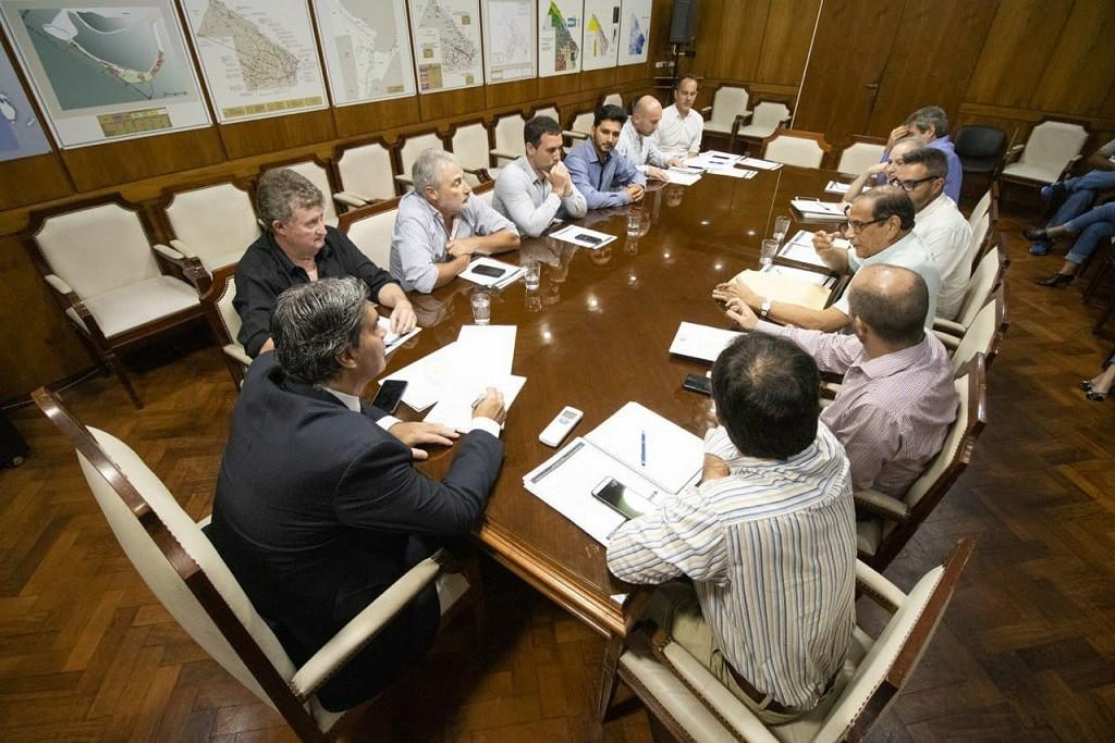 Plan Chaco 2030: El Gobierno y el CONES conformaron una mesa de trabajo conjunto