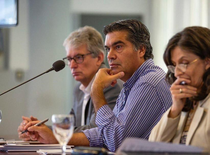 """Capitanich habló sobre su gestión como intendente:  """"saneamos las deudas de la gestión anterior y dejamos un Municipio ordenado"""""""