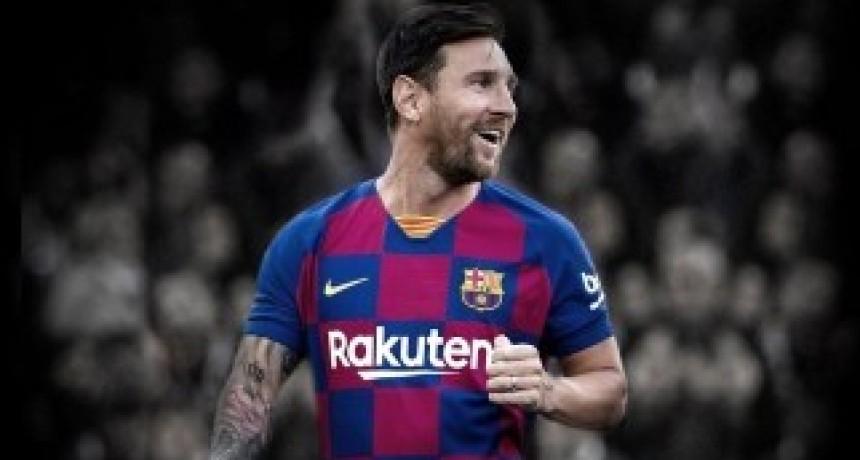 Messi, con un golazo, le dio la victoria a Barcelona sobre el Atlético de Simeone