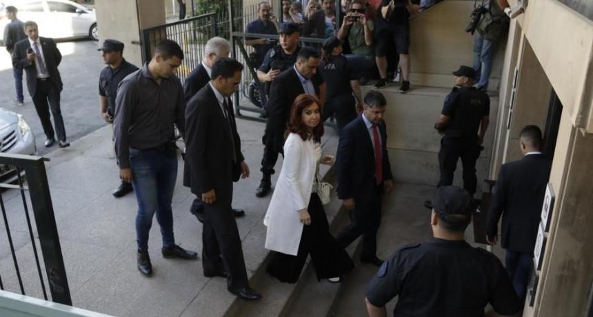Las 10 principales frases de Cristina Fernández en Comodoro Py