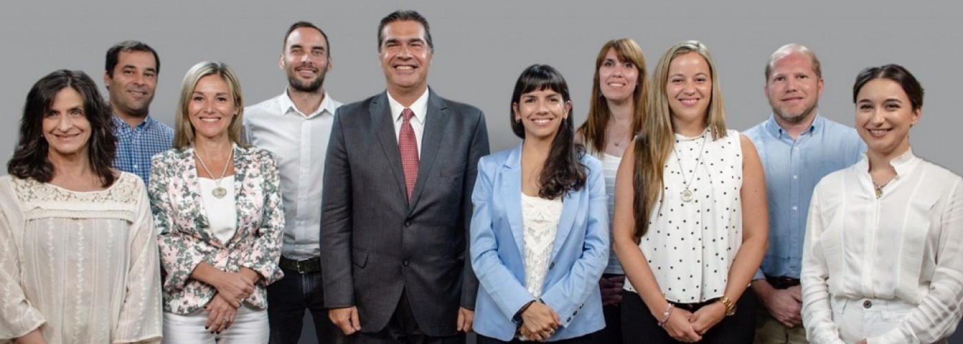 Jorge Capitanich confirmó su gabinete con jóvenes y mayoría de mujeres