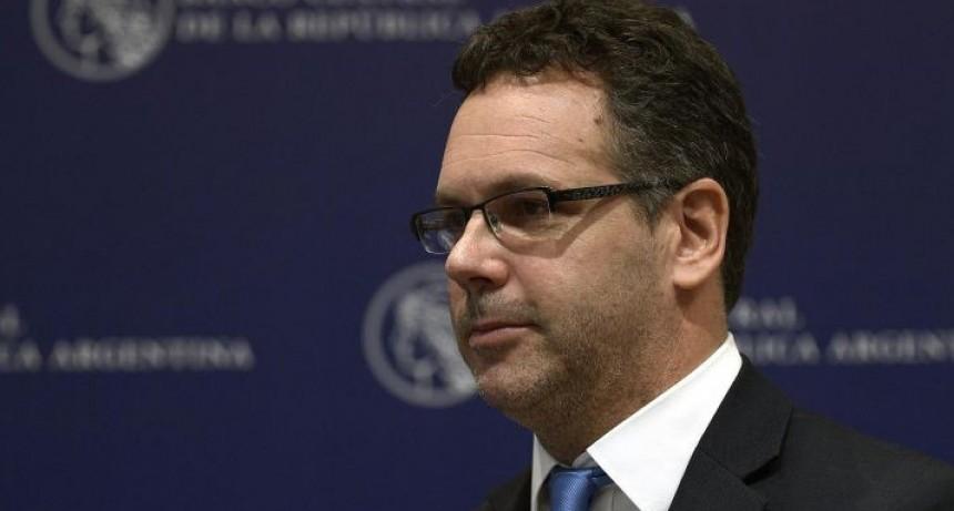 Guido Sandleris presentó su renuncia a la presidencia del Banco Central