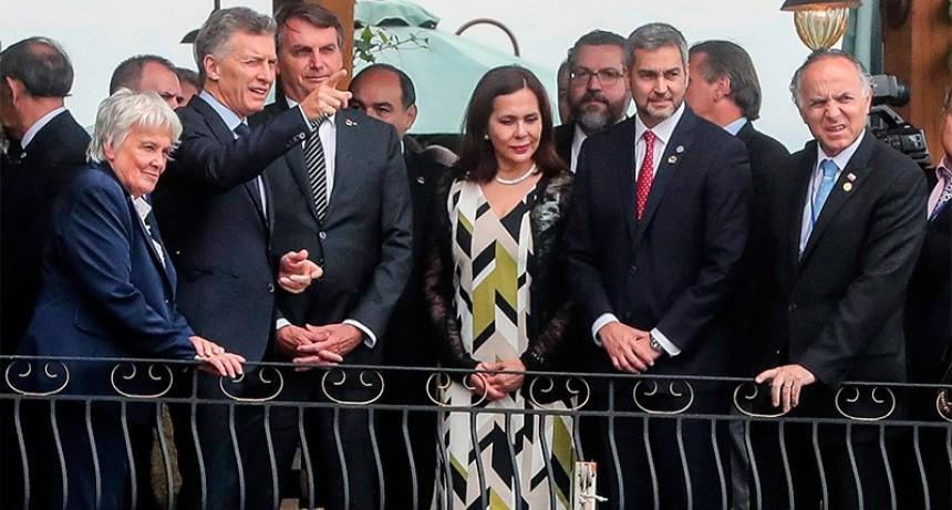 Macri en el Mercosur: