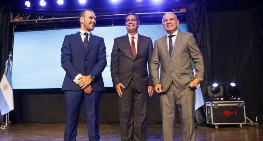 Asumió el nuevo intendente de General San Martín