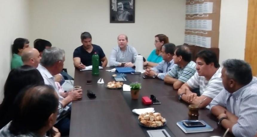 Gobierno abrió hoy una mesa de diálogo con Entidades Gremiales