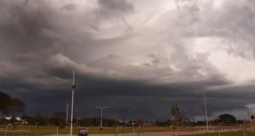 Se renueva el alerta meteorológico para Chaco y provincias cercanas