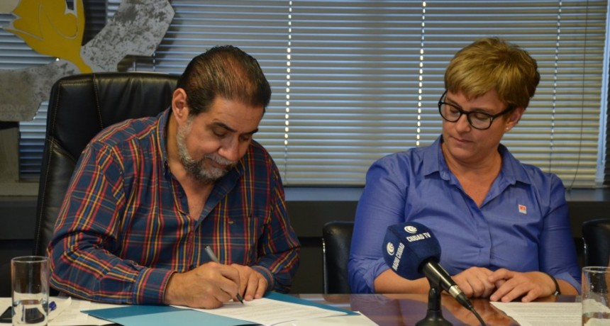 La Fechaco firmó un convenio con el Inta para la capacitación de productores