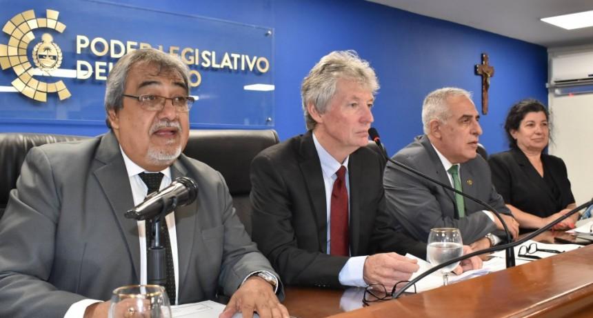 Se debate en la Legislatura provincial el Presupuesto 2020 y el Pacto Fiscal