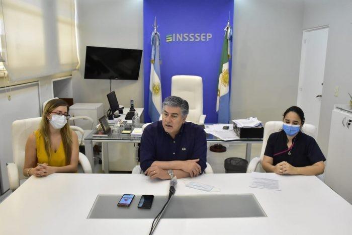 Resistencia: INSSSEP presentó la ampliación de la red de farmacias para el programa de diabetes