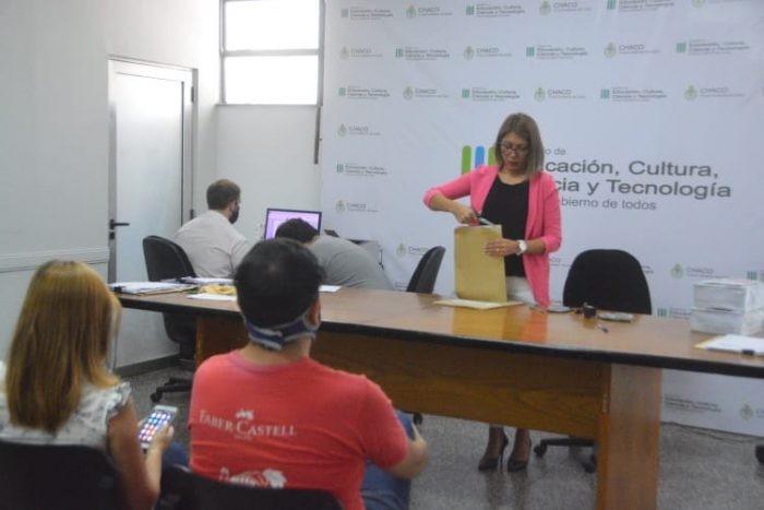 Chaco: Infraestructura Escolar realizó apertura de sobres para obras en 13 establecimientos educativos