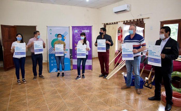 Chaco | Dos mil garrafas para El Impenetrable: Se realizarán operativos del 14 al 18 de diciembre