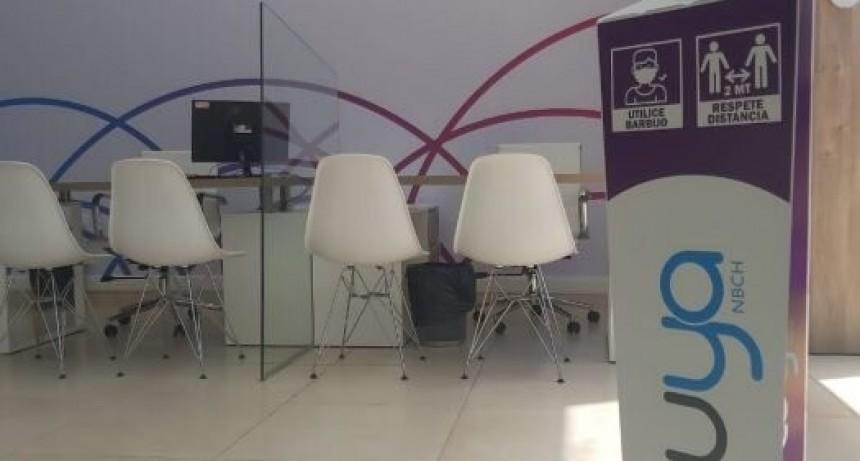 Resistencia: Tarjeta Tuya habilita un punto de atención exclusivo para nuevos clientes